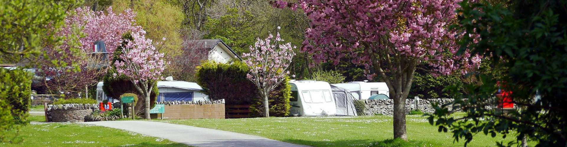 Seasonal Touring at Brighouse Bay Holiday Park