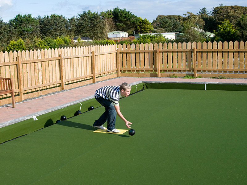 Outdoor Bowls