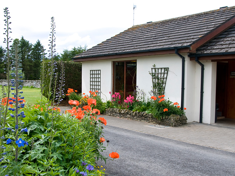 We have two toilet blocks. One has separate ladies and gents, a couple of en-suite cubicles, laundry and an outside dishwashing area. The other toilet block is an unisex toilet block with cubicles (incorporating shower, sink, toilet) as well as covered dishwashing area and laundry.