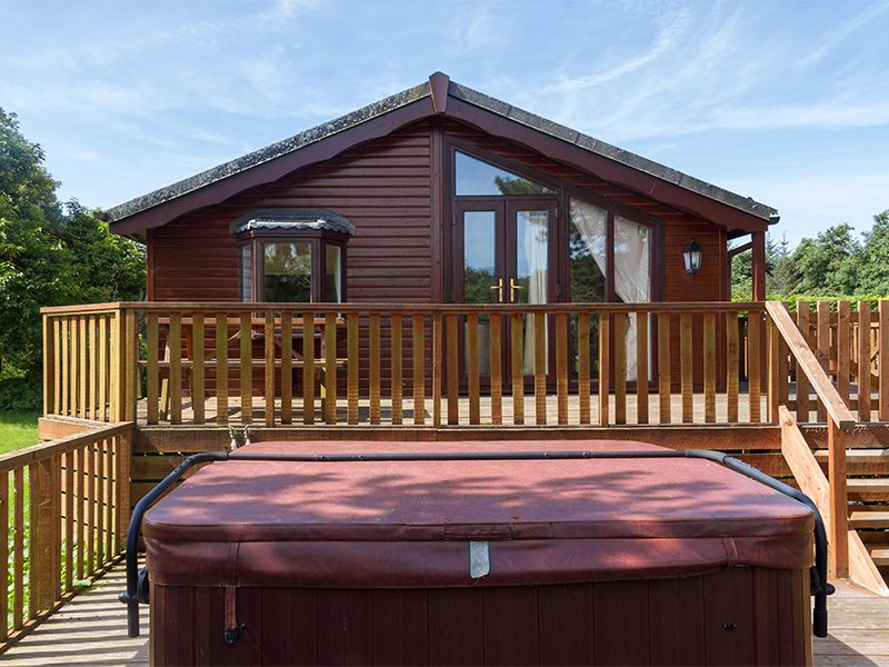 Why not and try our get away from it all cabin feel lodges